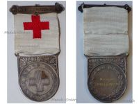 France WW1 WW2 Red Cross Medal Recompense Gold Class CRF Clasp 1st Type 1940 1950